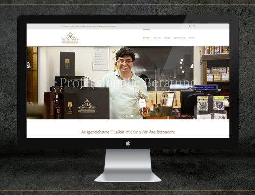 Webdesign und Produktfotos